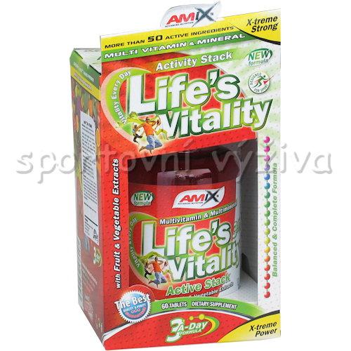 Life s Vitality Active Stack 60 tablet Life s Vitality Active Stack 60 tablet