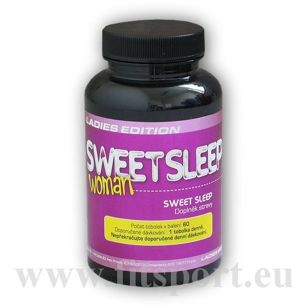Sweet Sleep Woman 60 kapslí Sweet Sleep Woman 60 kapslí