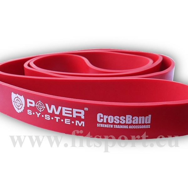 Posilovací guma CROSS BAND 3 red Posilovací guma CROSS BAND 3 red