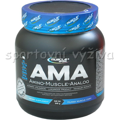 AMA amino muscle analog 540 tablet AMA amino muscle analog 540 tablet