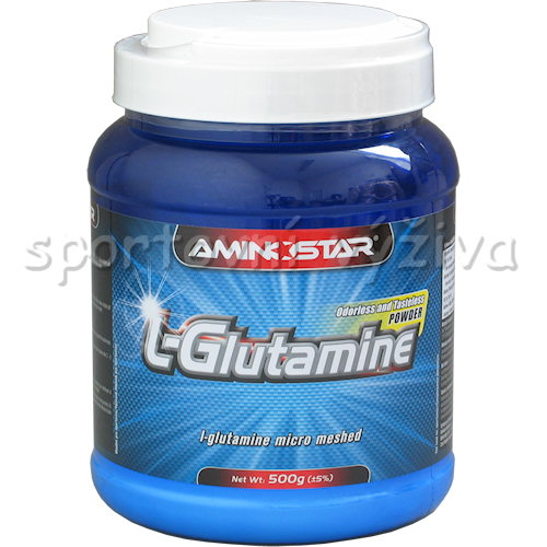 L-Glutamine Micro meshed 500g L-Glutamine Micro meshed 500g