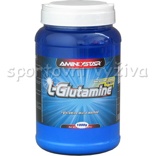 L-Glutamine Micro meshed 1000g L-Glutamine Micro meshed 1000g