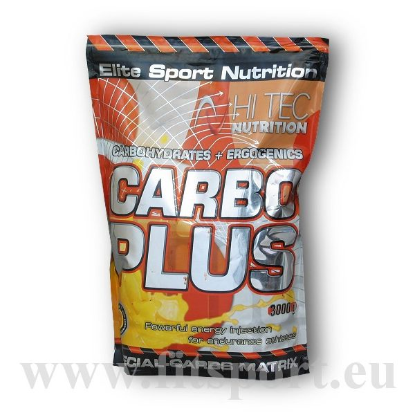 Carbo Plus 3000g-pomeranc Carbo Plus 3000g-pomeranc