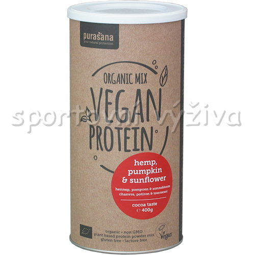 BIO Vegan Protein Mix 400g BIO Vegan Protein Mix 400g