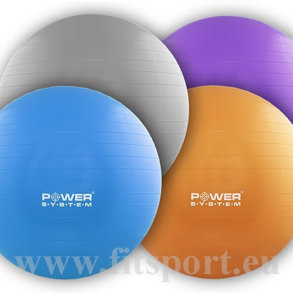 Gymnastický míč POWER GYMBALL – 85cm-orange Gymnastický míč POWER GYMBALL – 85cm-orange