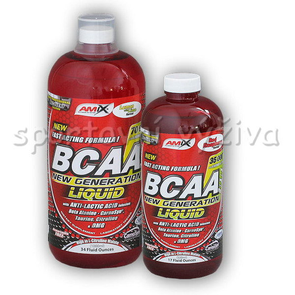 BCAA New Generation Liquid 1l + BCAA New Generation Liquid 1l +