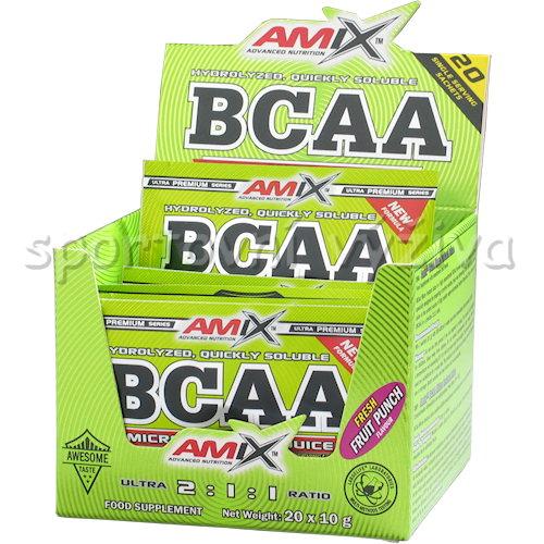 BCAA Micro Instant Juice 20x10g BCAA Micro Instant Juice 20x10g