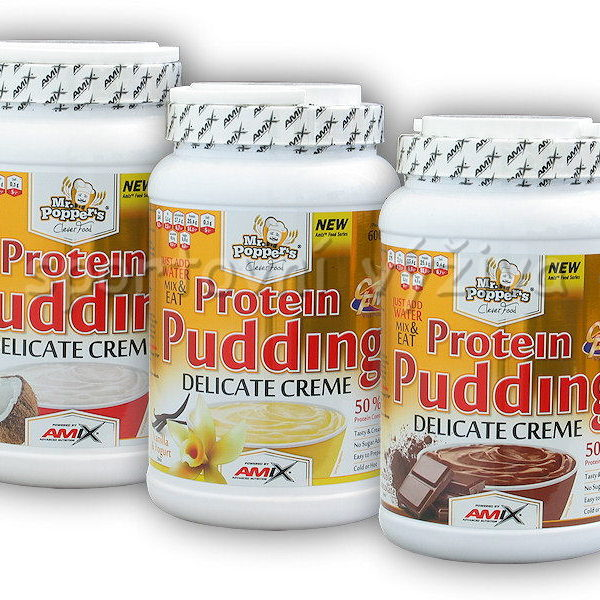 Protein Pudding Protein Pudding