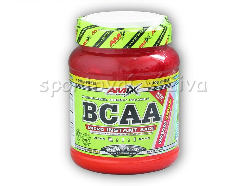 BCAA Micro Instant Juice 400g+100g BCAA Micro Instant Juice 400g+100g