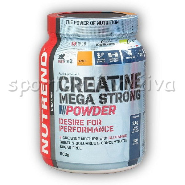 Creatine Mega Strong Powder Creatine Mega Strong Powder