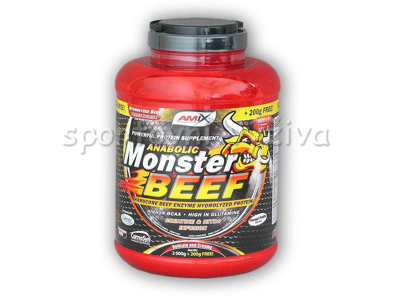 Anabolic Monster BEEF 90% Protein Anabolic Monster BEEF 90% Protein