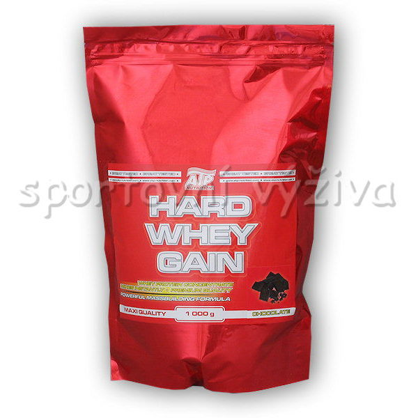 Hard Whey Gainer 1kg + Whey Pure Fusion Protein 30g akce – chocolate Hard Whey Gainer 1kg + Whey Pure Fusion Protein 30g akce – chocolate