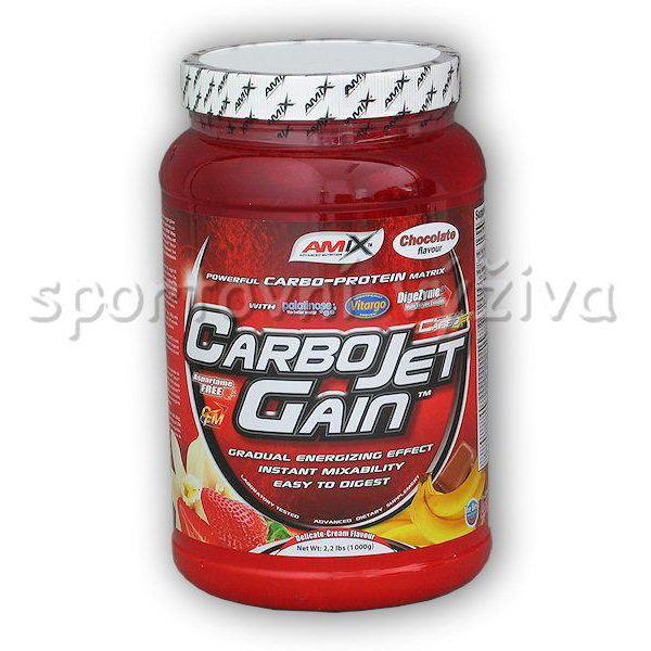 CarboJet Gain CarboJet Gain
