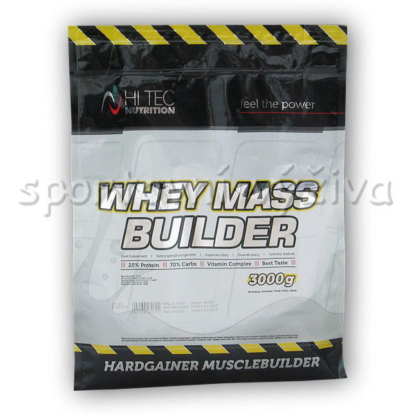 Whey Mass Builder Whey Mass Builder