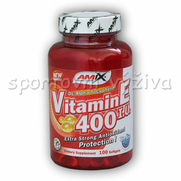 Vitamin E 400IU 100 softgels Vitamin E 400IU 100 softgels