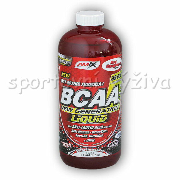 BCAA New Generation Liquid BCAA New Generation Liquid