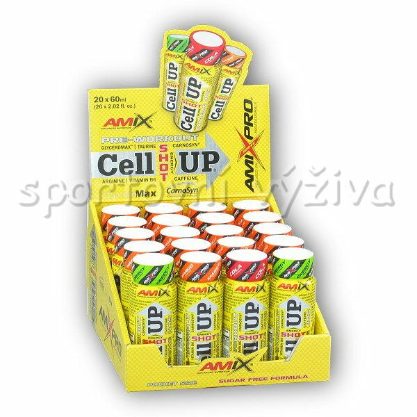 MIX CellUp Pre-Workout Shot 20x60ml + CellUp Pre-Workout Shot 60ml – AKCE – energy + CellUp Pre-Workout Shot 60ml – AKCE – mango + CellUp Pre-Workout Shot 60ml – AKCE MIX CellUp Pre-Workout Shot 20x60ml + CellUp Pre-Workout Shot 60ml – AKCE – energy + CellUp Pre-Workout Shot 60ml – AKCE – mango + CellUp Pre-Workout Shot 60ml – AKCE