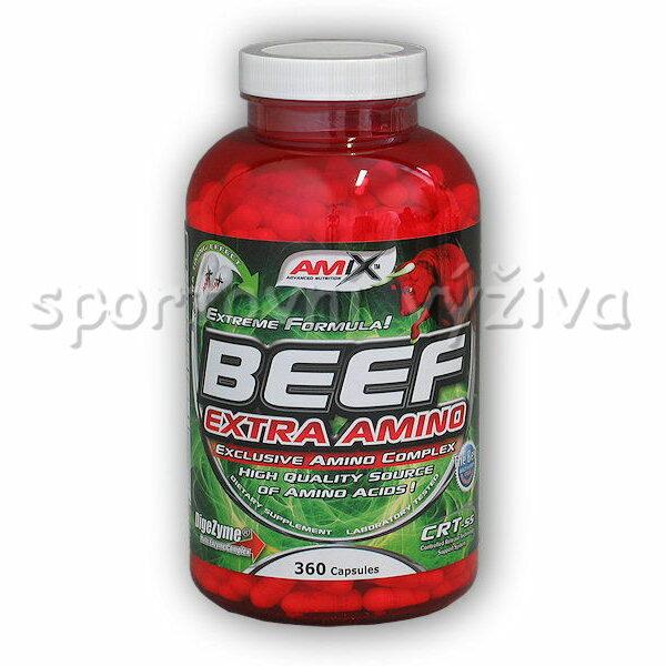 Beef Extra Amino 360 kapslí Beef Extra Amino 360 kapslí