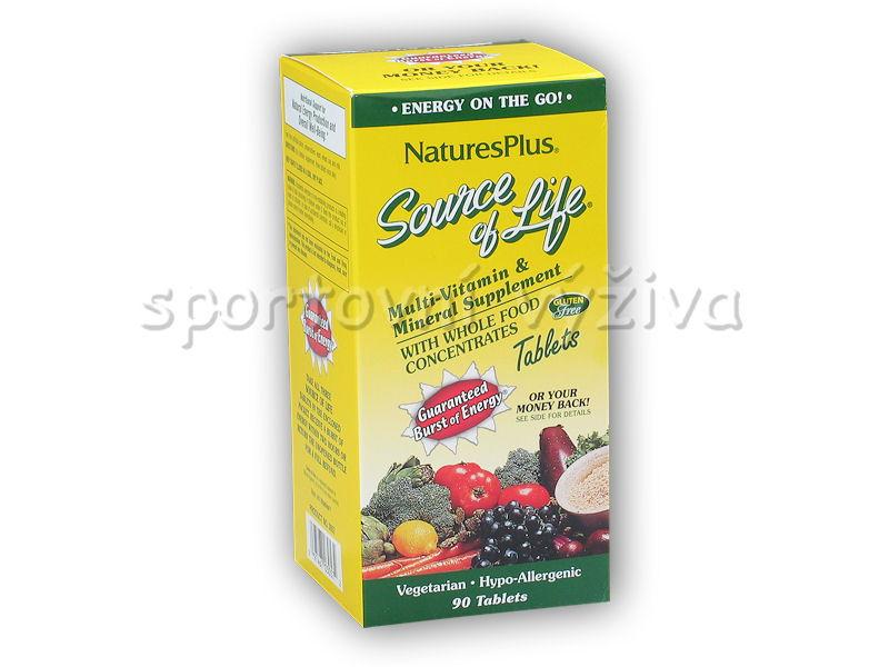 Source of Life Multi-Vitamin + Mineral 90 tb. Source of Life Multi-Vitamin + Mineral 90 tb.
