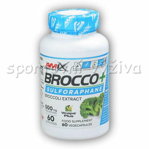 Brocco + Sulforaphane 60 kapslí Brocco + Sulforaphane 60 kapslí