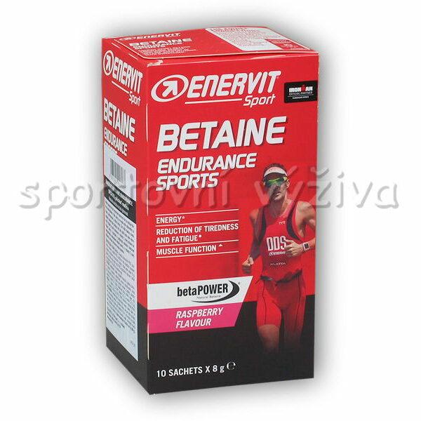Betaina Endurance Sports 10 x 8g sáček malina Betaina Endurance Sports 10 x 8g sáček malina