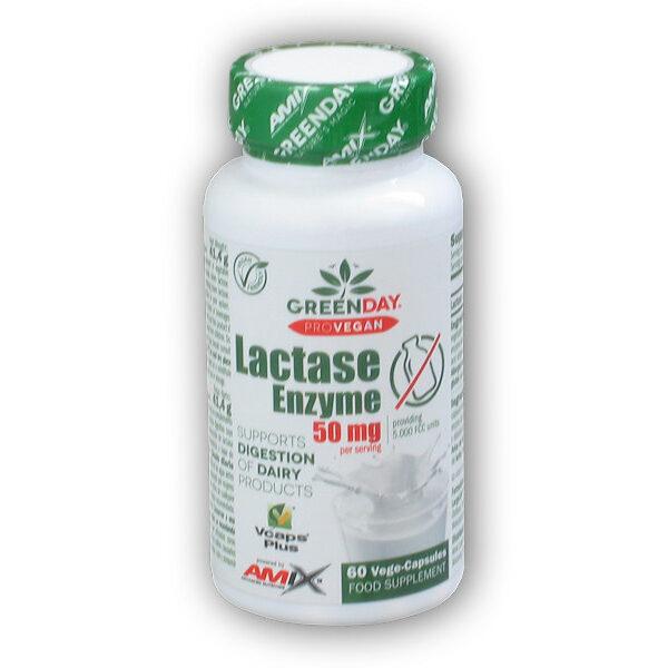 ProVEGAN Lactase Enzyme 60 Vcaps ProVEGAN Lactase Enzyme 60 Vcaps