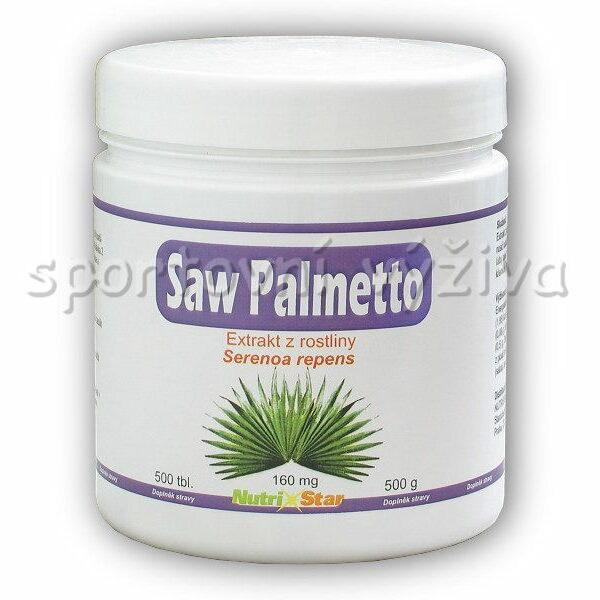 Saw Palmetto 160mg 500 tablet Saw Palmetto 160mg 500 tablet