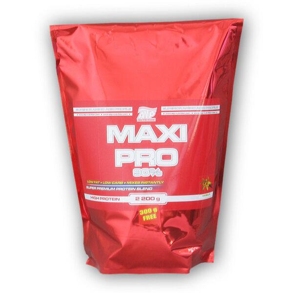 Maxi Pro 90% 2200g + 300g Maxi Pro 90% 2200g + 300g