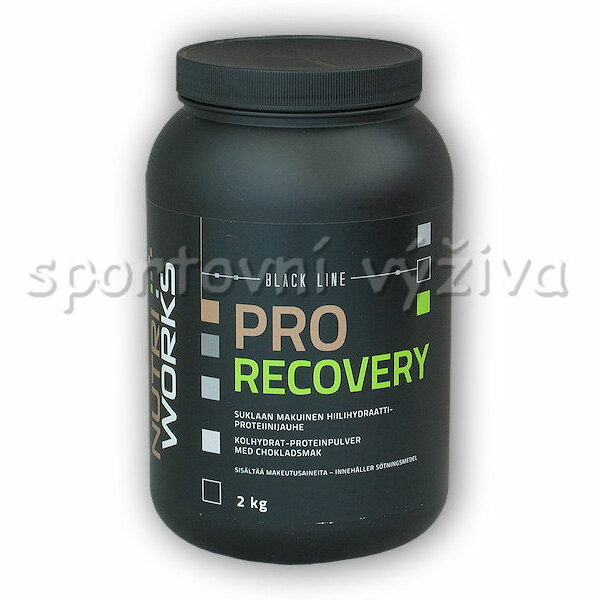 Pro Recovery 2000g + Vitamin C 200g Pro Recovery 2000g + Vitamin C 200g