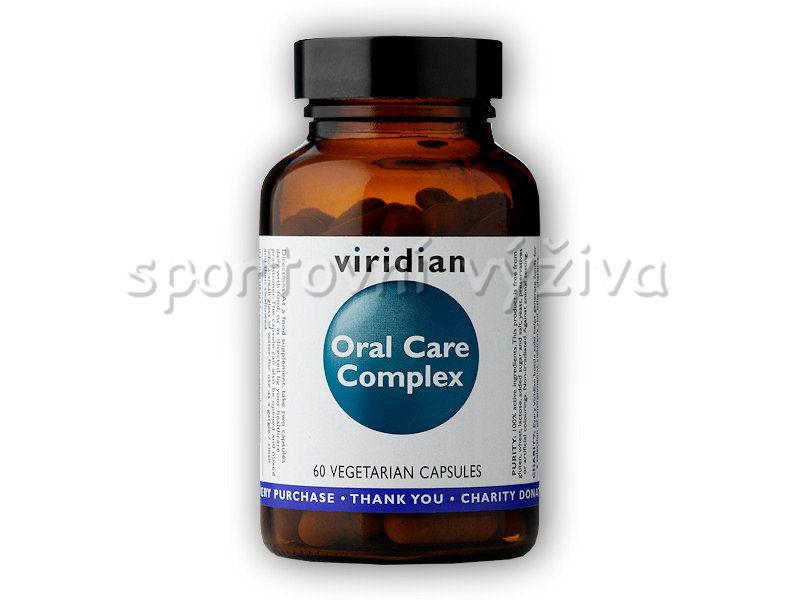 Oral Care Complex 60 kapslí Oral Care Complex 60 kapslí
