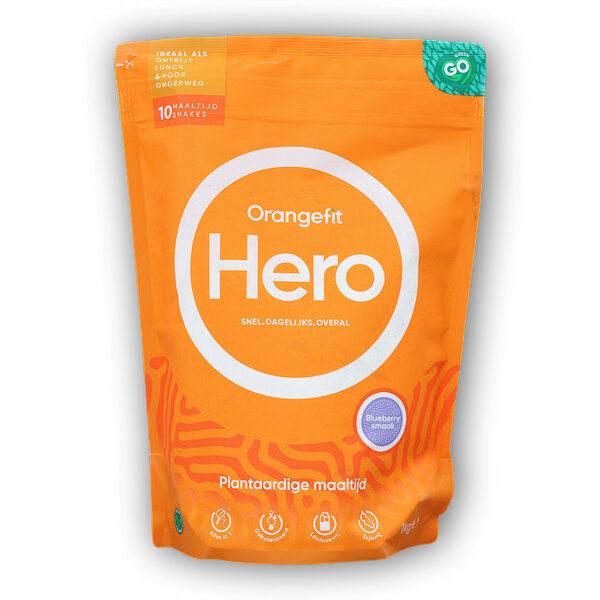 Hero – kompletní rostlinná snídaně Hero – kompletní rostlinná snídaně