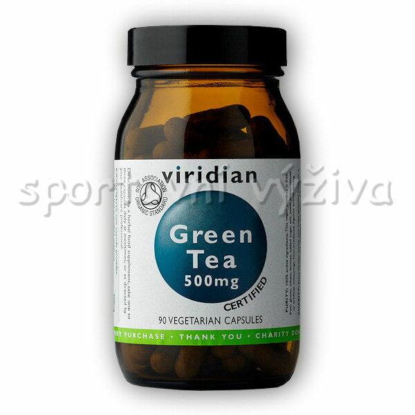 Green Tea Organic – BIO 90 kapslí Green Tea Organic – BIO 90 kapslí