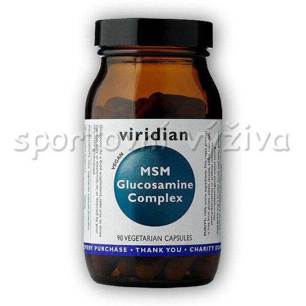 MSM Glucosamine Complex 90 kapslí MSM Glucosamine Complex 90 kapslí