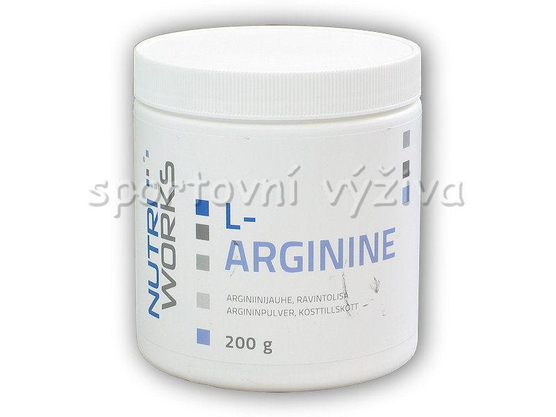 L-Arginine 200g L-Arginine 200g