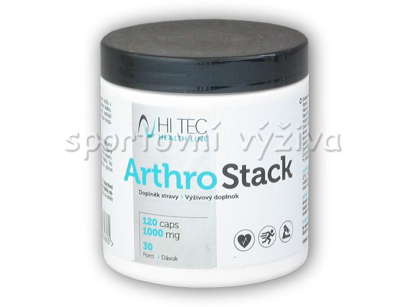 Health Line Arthrostack 120 kapslí Health Line Arthrostack 120 kapslí