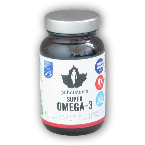 Super Omega-3 60 kapslí Super Omega-3 60 kapslí