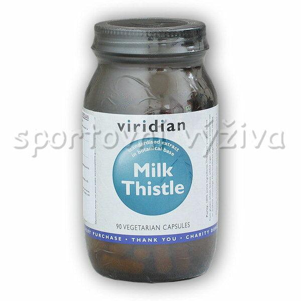 Milk Thistle 90 kapslí Milk Thistle 90 kapslí
