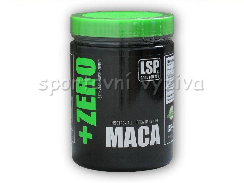 + Zero Maca 500g + Zero Maca 500g