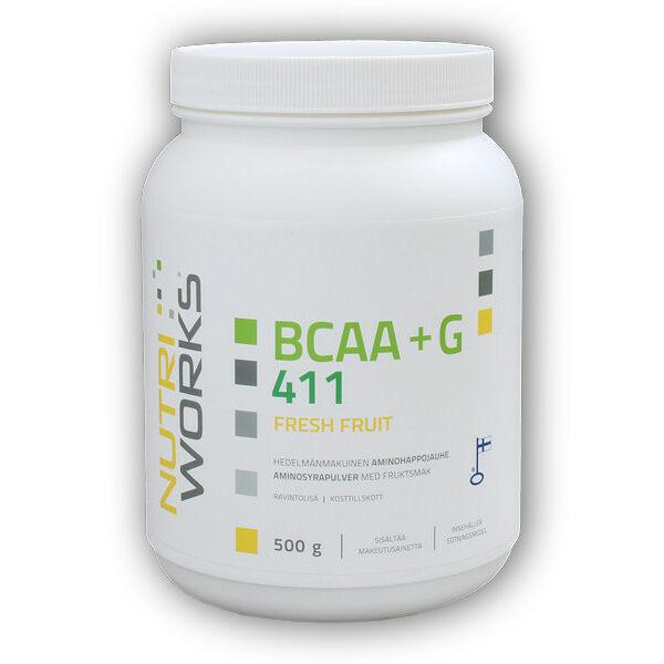 BCAA + Glutamin 4:1:1 BCAA + Glutamin 4:1:1
