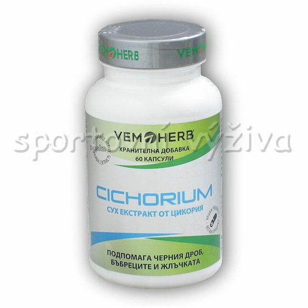 VemoHerb Cichorium 60 kapslí VemoHerb Cichorium 60 kapslí