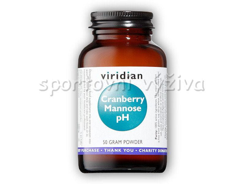 Cranberry Mannose pH 50g Cranberry Mannose pH 50g