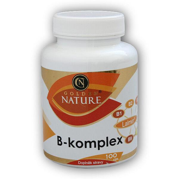 B-komplex lalmin 100 kapslí B-komplex lalmin 100 kapslí