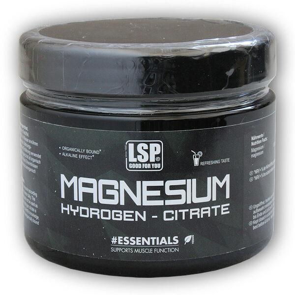 Magnesium hydrogen citrate pulver 500g Magnesium hydrogen citrate pulver 500g