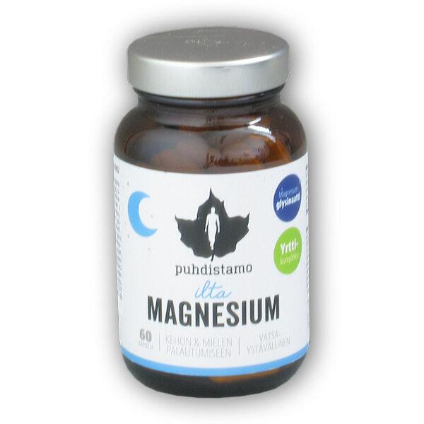 Night Magnesium (Hořčík) 60 kapslí Night Magnesium (Hořčík) 60 kapslí