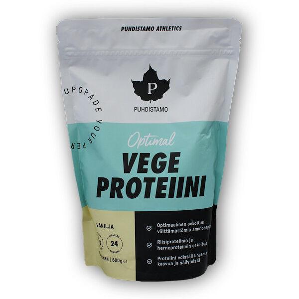 Optimal Vegan Protein Optimal Vegan Protein