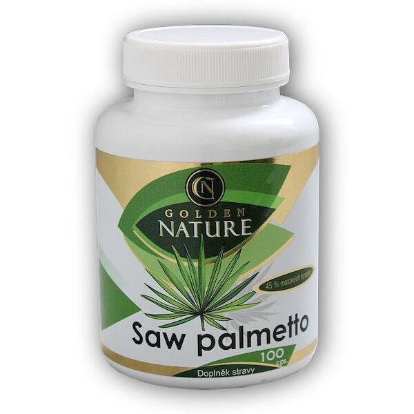 Saw Palmetto 45% mastných kyselin 100cps Saw Palmetto 45% mastných kyselin 100cps