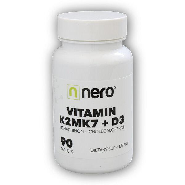 Vitamin K2MK7+D3 90 kapslí Vitamin K2MK7+D3 90 kapslí