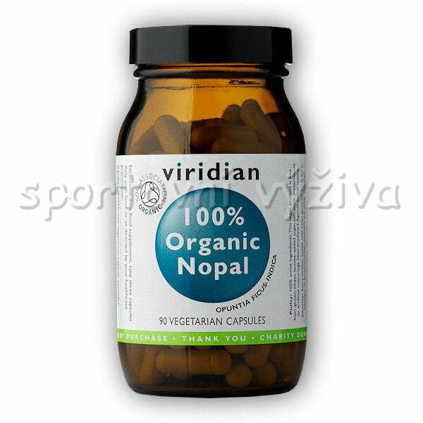 Nopal Organic – BIO 90 kapslí Nopal Organic – BIO 90 kapslí