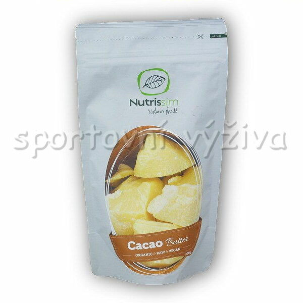 Cacao Butter BIO 250g Cacao Butter BIO 250g