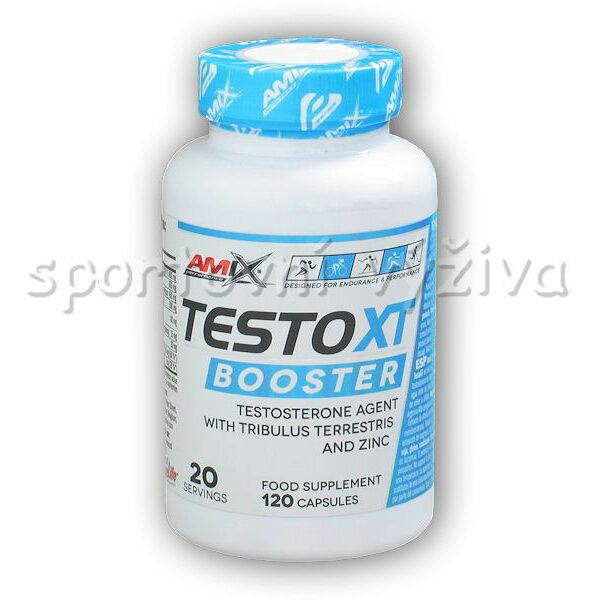 Testo XT Booster 120 kapslí Testo XT Booster 120 kapslí